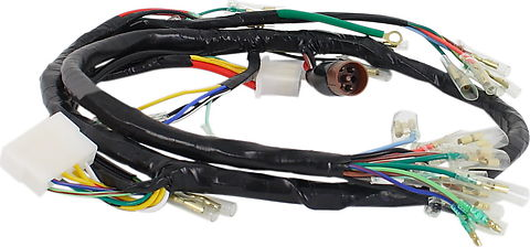 CB 70297 wiring harnesses, rectifier regulators, rotors, stators cb750 k5 wire harness at suagrazia.org