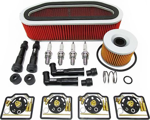 Air Filters, Vent Filters, Tune Up Kits - Fuel System